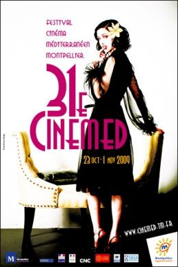 Affiche du Festival Cinemed 2009