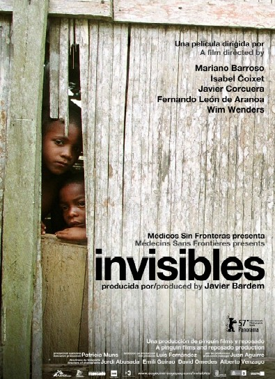 Affiche du film Invisibles